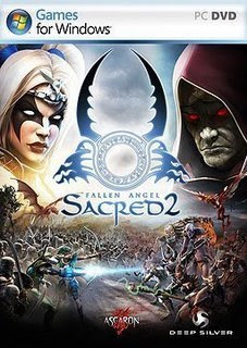 sacred 2 fallen angel cover