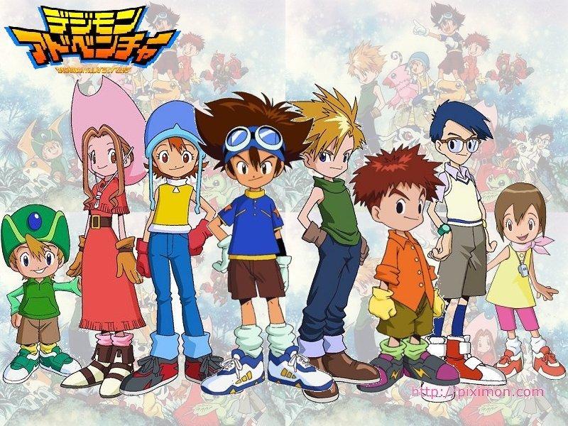 Manga Blog ~2 Anos Manga Blog~: Digimon Adventures