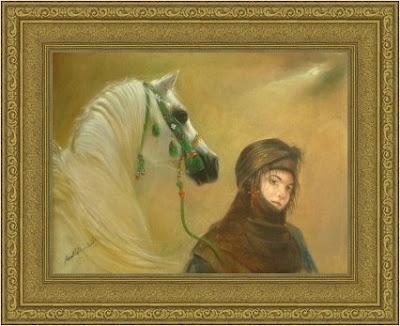 لكل يوم لوحة فنية - صفحة 8 Bintalqaryeh