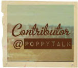 on poppytalk !