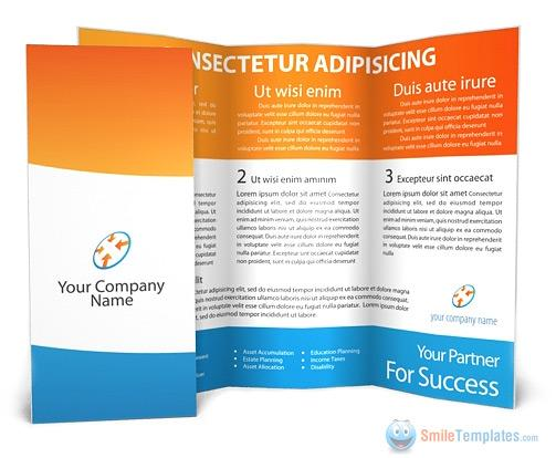 Free Publisher Brochure Templates