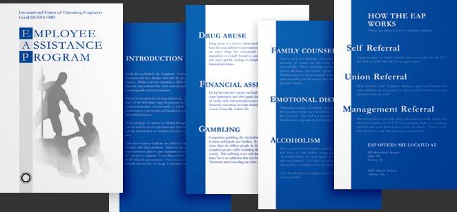 Contoh pamphlet