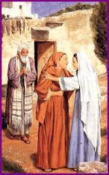 """""""¡Tú eres bendita entre todas las mujeres y bendito es el fruto de tu vientre!"""""""