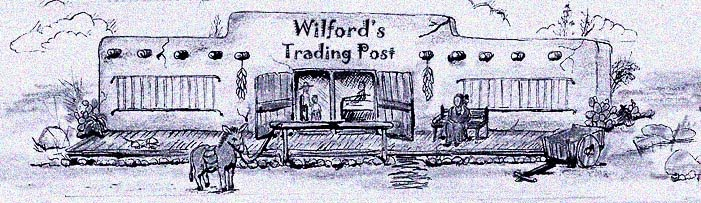 Wilford's Buying Journal