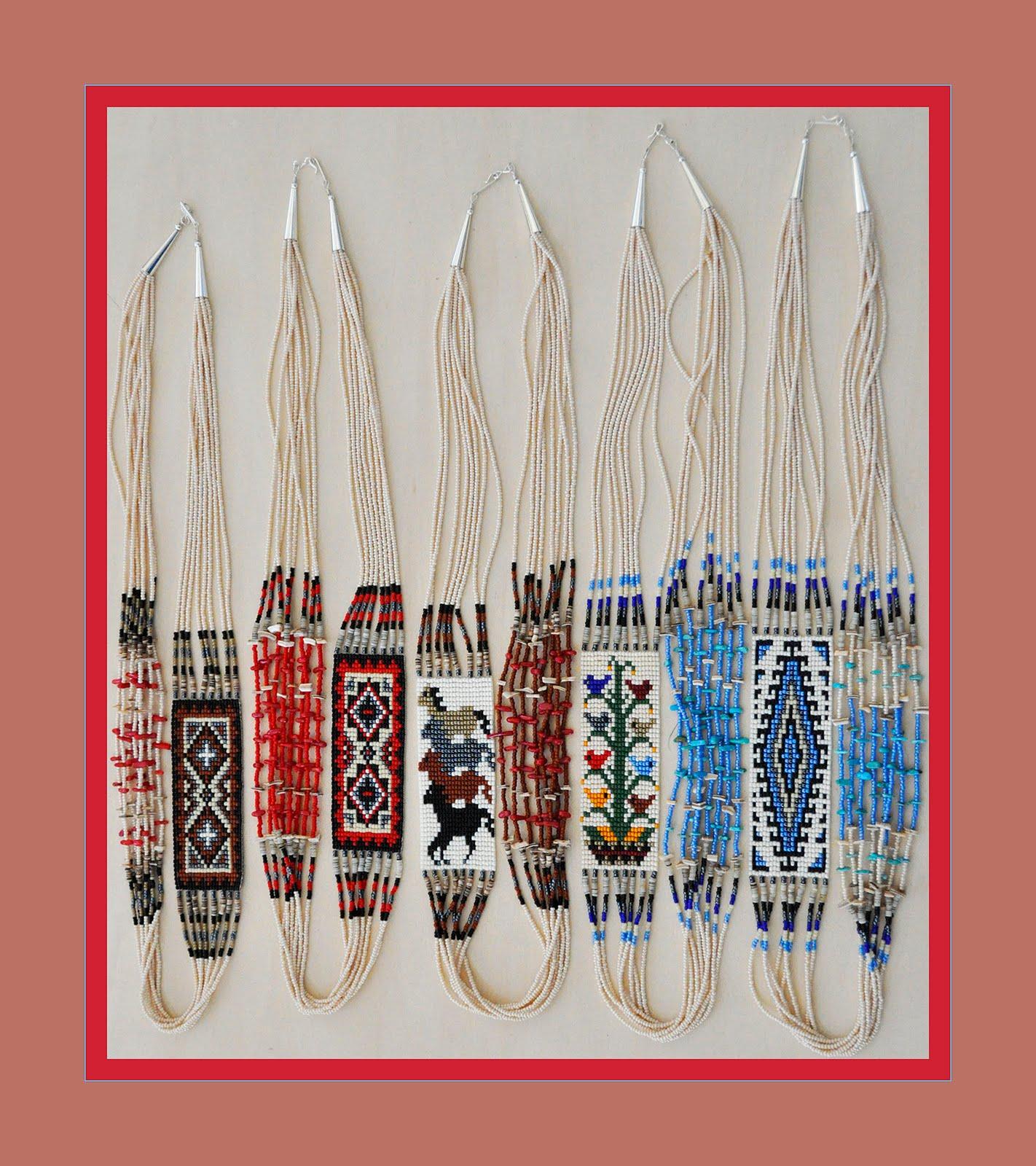 navajo rug designs two grey hills. Navajo Rug Design Beadwork Necklaces. Two Grey Hills Designs O