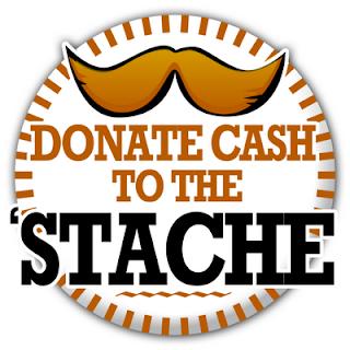 Movember Donate Cash