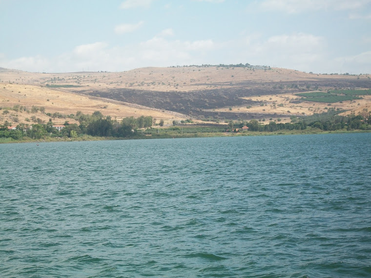 The Sea of Galilee