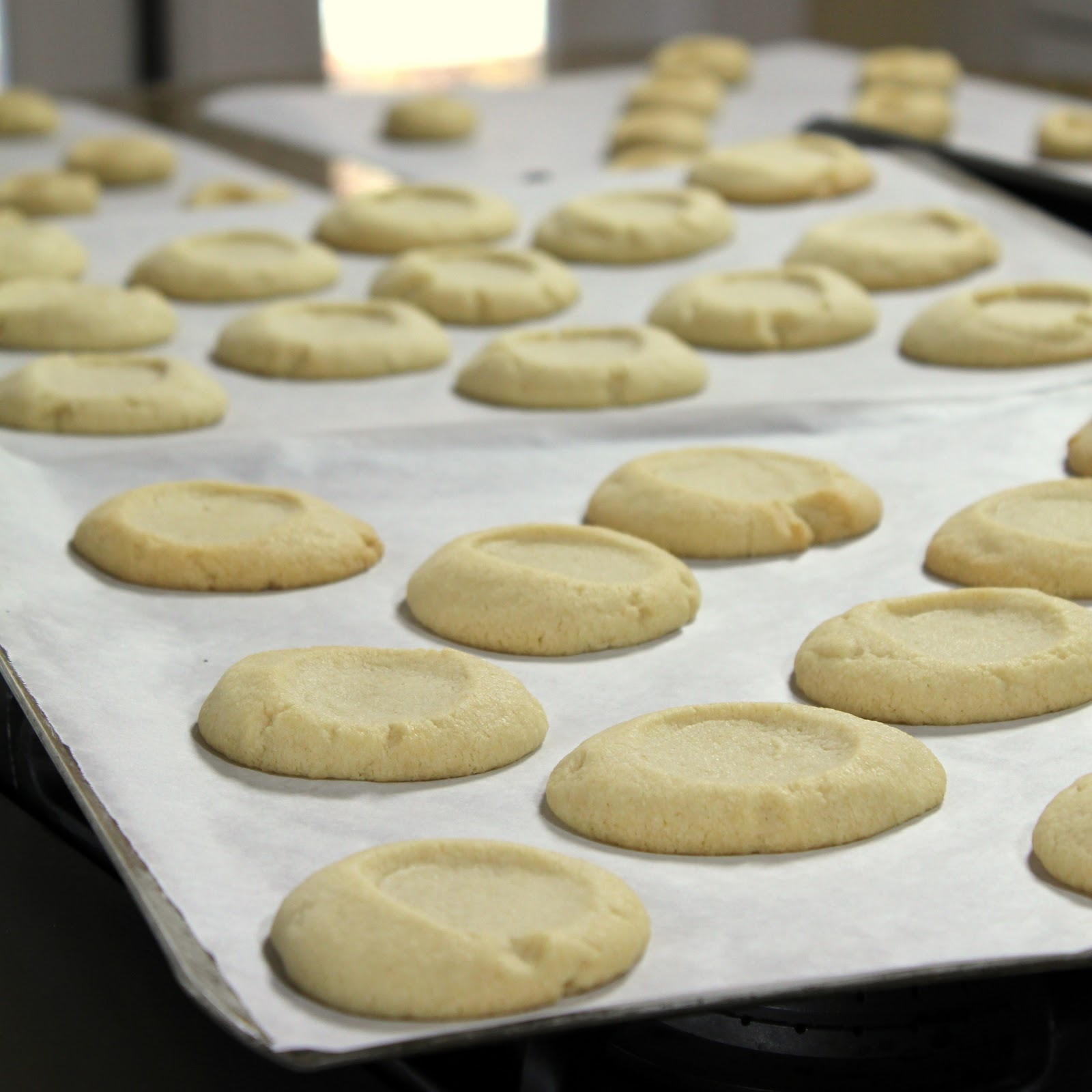 Bake for approximately 20 minutes. It will look like the craters have ...