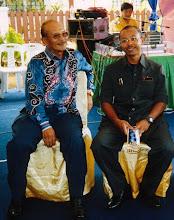 Tun Haniff Omar : Mantan Ketua Polis Negara