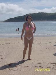 Adoro praia...