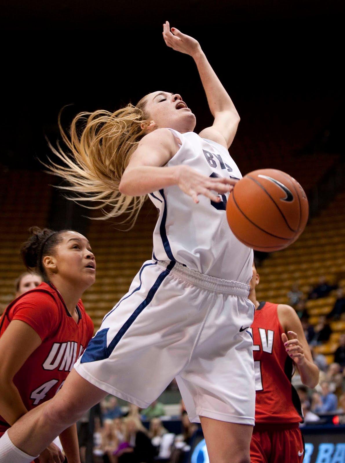 Luke Hansen Photography: BYU Women's Basketball vs. UNLV ...