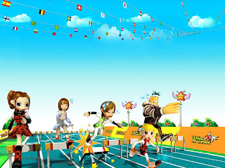 Tales Runner, racing MMO game