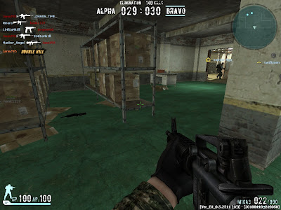 Combat Arms MMO FPS