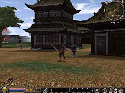 Metin2 warrior