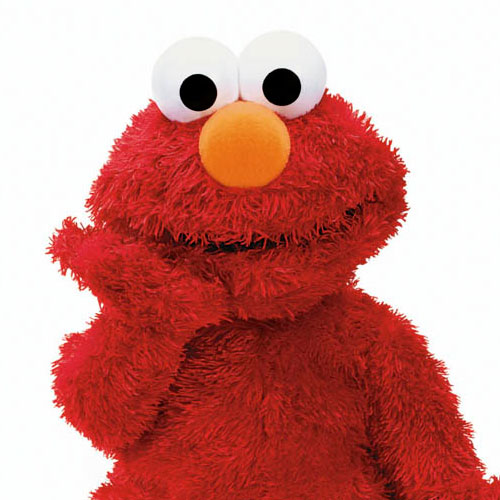 Pictures Of Elmo To Color. the color red blue ~ but who