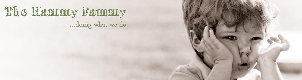 Hammy Fammy Blog