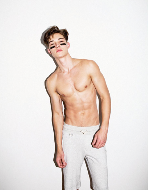 THE BOY FROM KLANG: Francisco Lachowski (FORD Men)