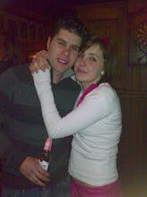 mi novio y yo!!
