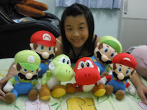 Mario Brother ....with me ~