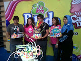 Won 3rd place TV3 Cake Decoration Competition