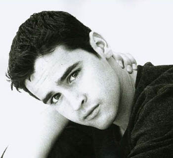 Last but FOR SURESIES not least, Jesse Bradford of Bring It On and Swimfan ...