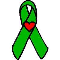 Heart Transplant Ribbon