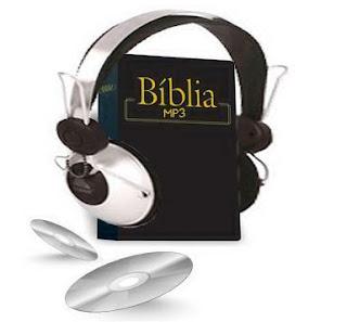 Bíblia em audio Velho e Novo Testamento em Portugues