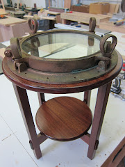 Sailor's End Table