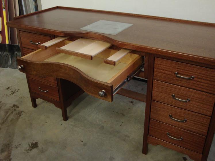 Custom Beading Desk