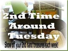 Sharing 2nd Hand Treasures on Tuesdays