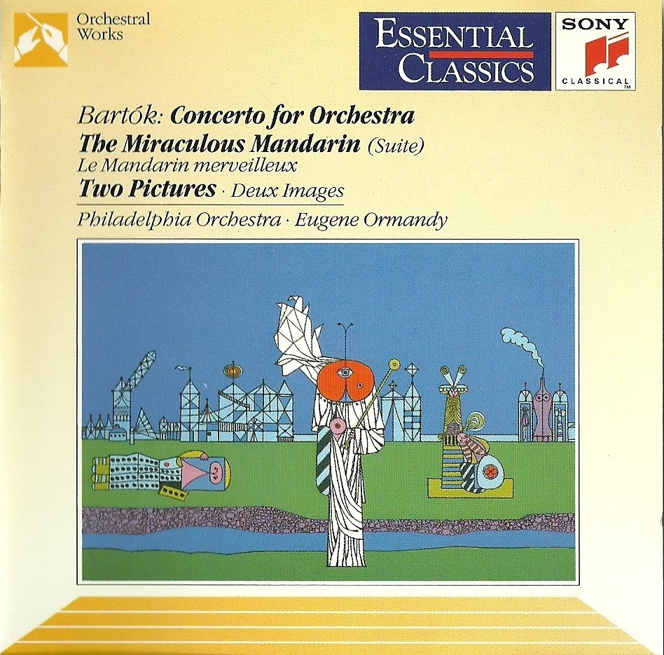 Ormandy Philadelphia Orchestra Bernstein New York Philharmonic With The Gregg Smith Singers Morton S