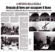Il Tirreno 04.11.2008