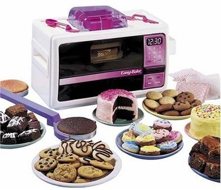 Easy bake oven instructions 2013
