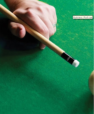 Marketing GuinnessCue - Guinness pool table