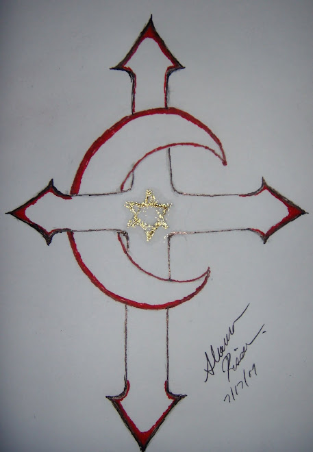 Triad Symbol, as done by Shannon Risdon