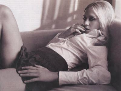 chloe sevigny. Chloe Sevigny on Cult cover
