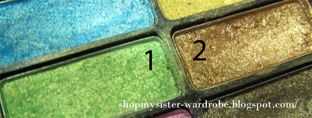 My Lovely Sister ♥ a blog with love: Review : Luci Darling Eye Liner