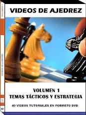 Los mejores videos de ajedrez en formato DVD ya están a la venta