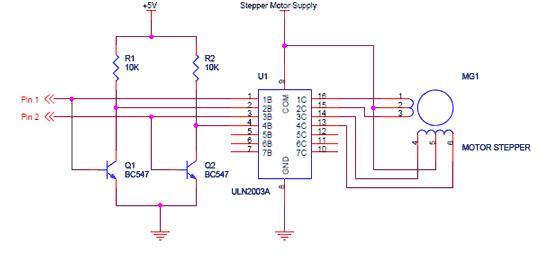8051 Interfacings Motor Interfacings