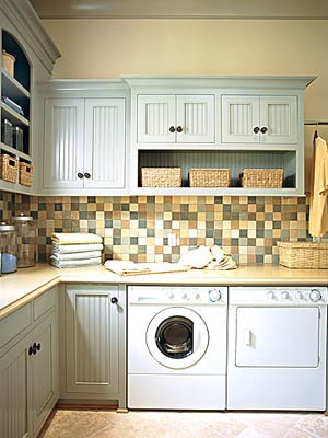 Laundry Room Design Ideas and