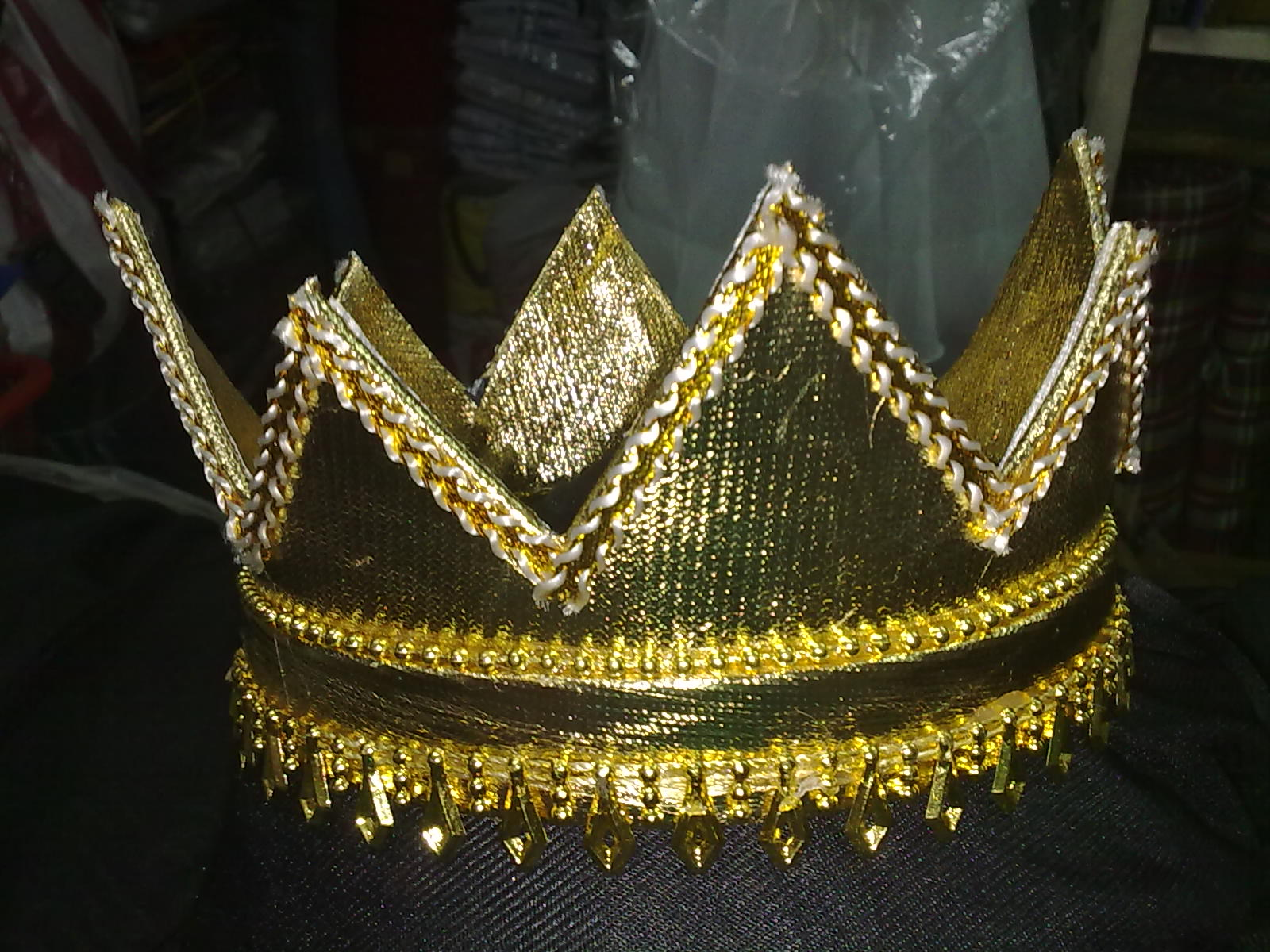 Real Prince Crown