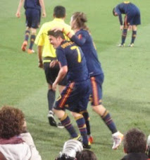 David Villa scores for me