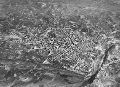 Fotografia Aerea de Manresa (1955)
