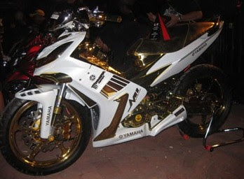 modifikasi motor jupiter mx 5 speed terbaru