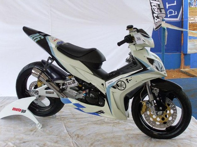 Modification Yamaha 135LC   Portal Dunia Otomotif