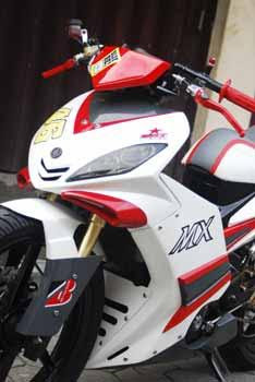 Modif New Jupiter Mx Hijau