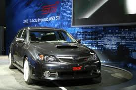 Subaru Impreza 2011