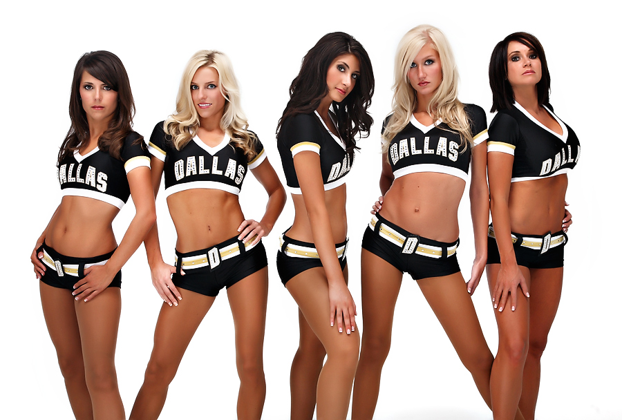 hot dallas women
