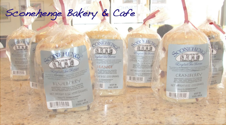 Sconehenge Bakery & Cafe