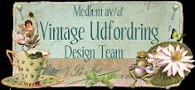 Medlem af Designteamet ved Vintage udfordring